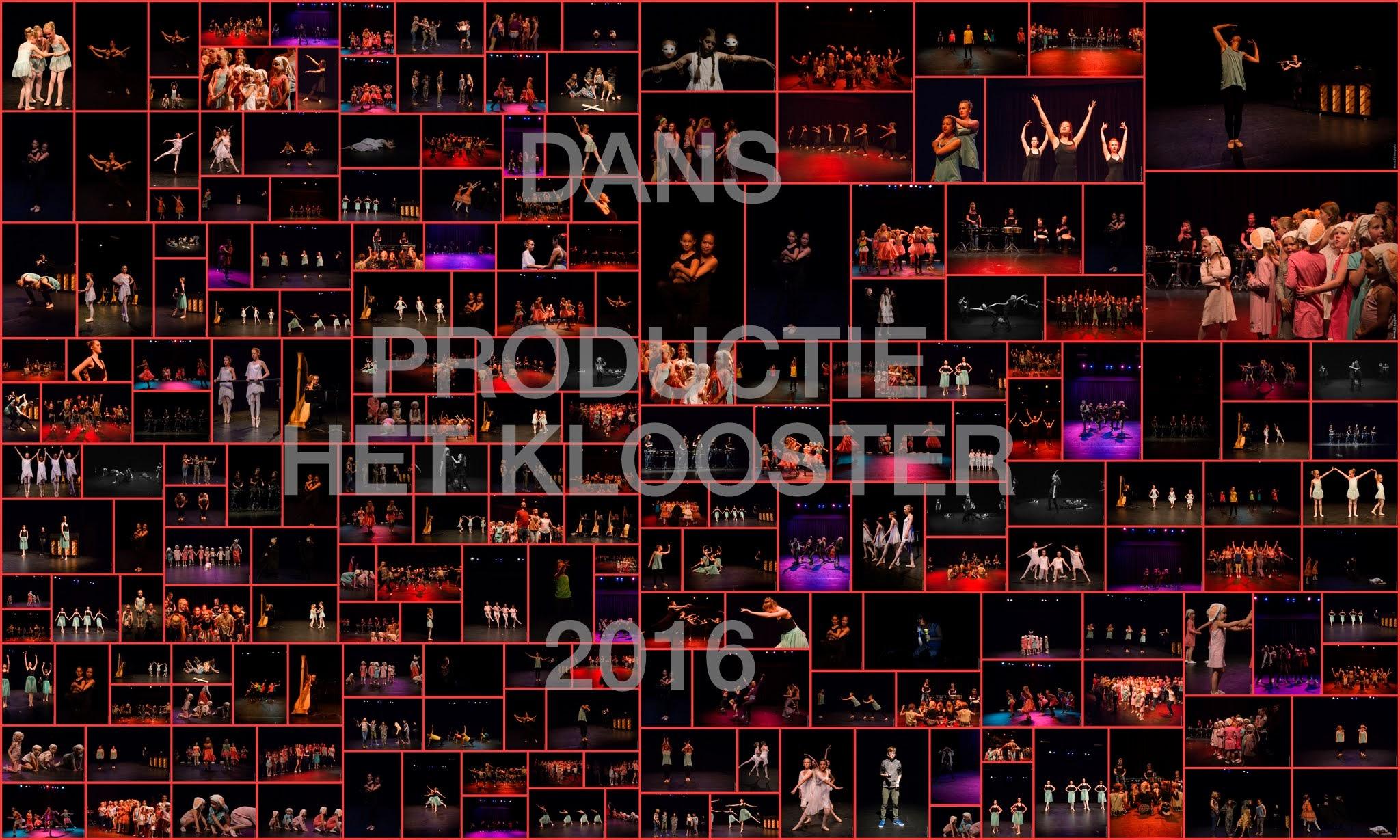 Project Het Klooster Dansproductie 2016